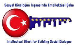 Intellectual Effort For Building Social Dialogue Logo